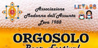 Orgosolo Beer Festival 2018 manifesto