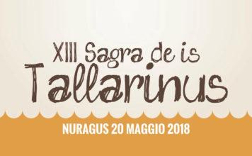 Is Tallarinus tredicesiama edizione manifesto