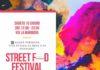 Manifesto Nuoro Street Food Festival 2018