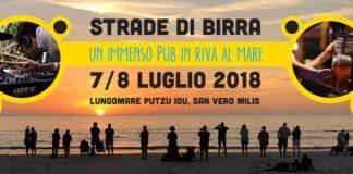 Strade di Birra 2018 locandina