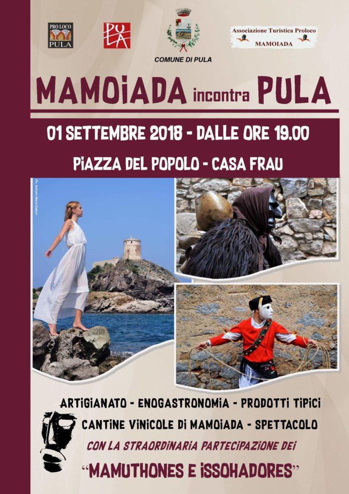Mamoiada incontra Pula 208