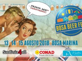 Bosa Beer Fest 2018 Summer Edition