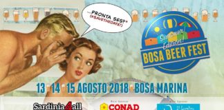 Bosa Beer Fest 2018 Summer Edition