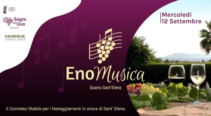 Enomusica 2018 Quartu Sant'Elena