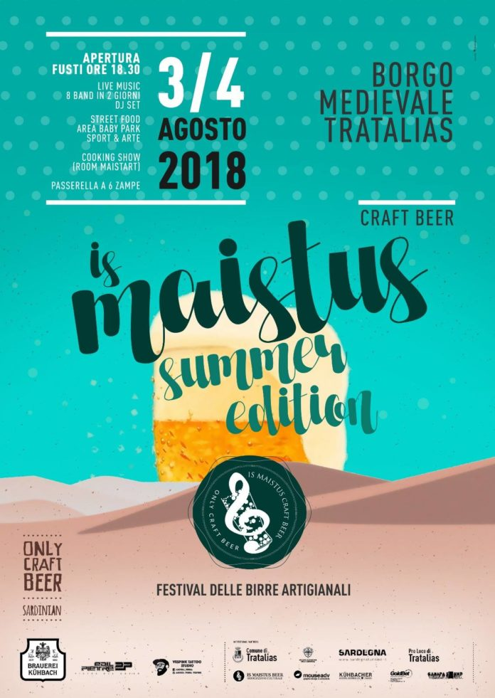Is Maistus 2018 Summer Edition