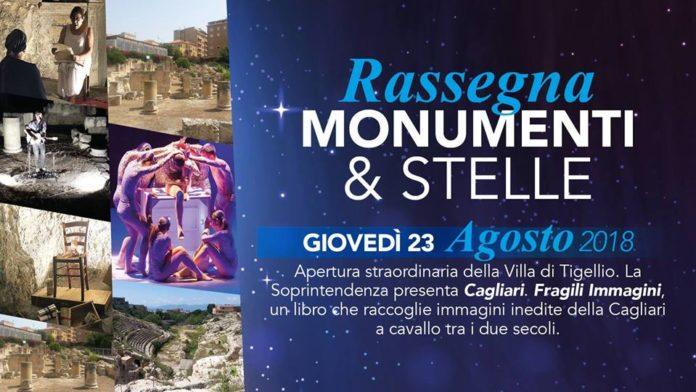 Rassegna Monumenti e Stelle Cagliari