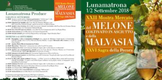 Sagra del Melone e della Malvasia 2018