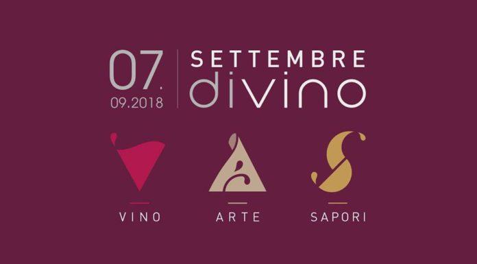 Settembre divino cagliari 2018