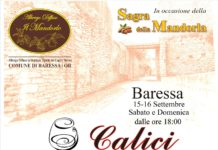 Calici in Corte Baressa 2018