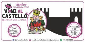 Sanluri, Vieni al Castello 2018