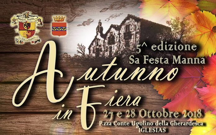 Autunno in Fiera Iglesias 2018