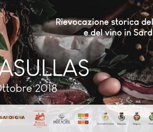 rievocazione storica del Cibo e del Vino in Sardegna