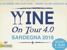 Cagliari Wine On Tour 2018