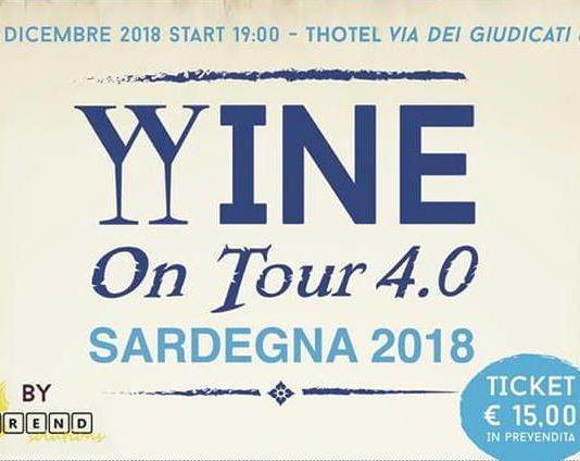 Cagliari Wine On Tour 2018