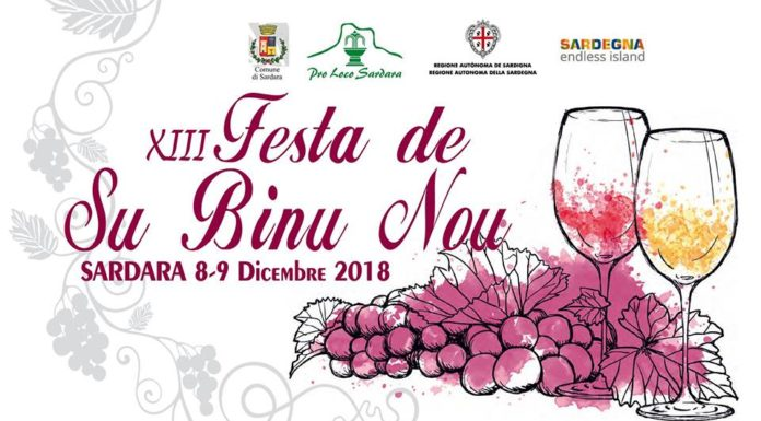 Sardara Festa de su Binu Nou 2018