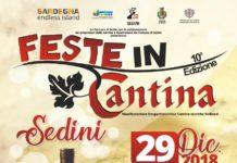 Sedini Feste in Cantina 2018