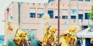 Scano di Montiferro Cursa a Puddas e a Sa Padedda 2019