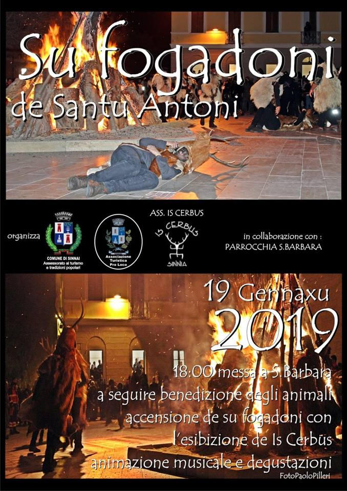 Su Fogadoni de Santu Antoni 2019