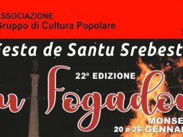 Su Fogadoni de Santu Srebestianu 2019 Monserrato