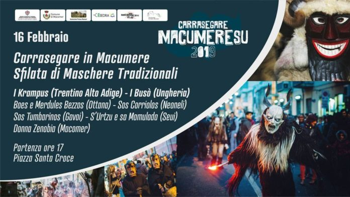 Carrasegare Macumeresu 2019