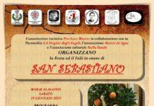 Festa in onore di San Sebastiano Maracalagonis