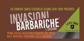 Invasioni Barbariche 2019 Oliena