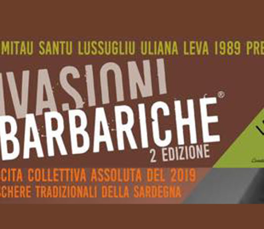 Invasioni Barbariche 2019 Oliena