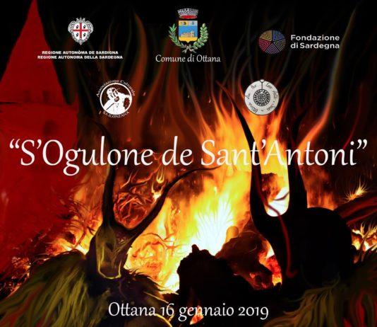 Ottana S'Ogulone di Sant'Antoni 2019