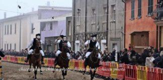 Pentolaccia a Cavallo Orunese