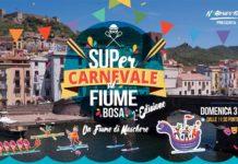 Super Carnevale sul Fiume a Bosa