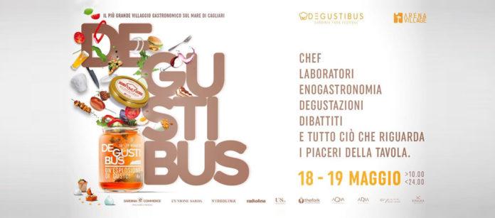 Degustibus 2019 Sardinia Food Festival