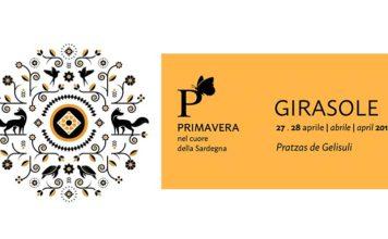 Primavera ne cuore della Sardegna a Girasole 2019