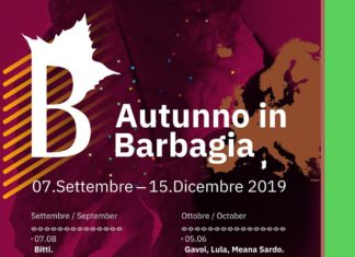 Autunno in Barbagia 2019 Programma