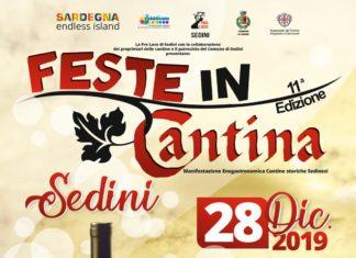 Feste in Cantina Sedini