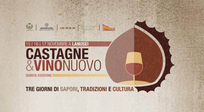 Fiera Castagne vino nuovo lanusei 2019