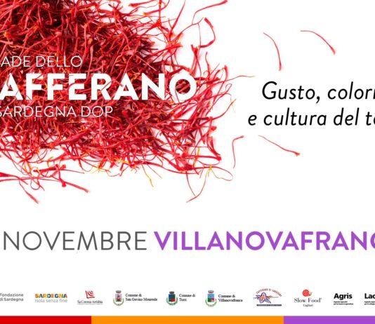 Strade dello Zafferano DOP Villanovafranca 2019